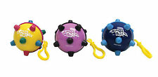 Ertl *Bumble Ball Jr* 3 Inch Sensory Toy *Set Of 3* Yellow + Blue + Purple