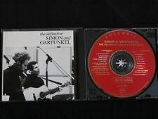 Simon And Garfunkel. The Definitive Simon And Garfunkel. Compact Disc. 1991