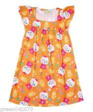 Bubblegum (Orange) Night Dress - Size: Medium (for 4-5 y/o)