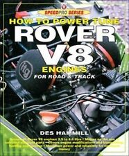 USED (VG) How to Power Tune Rover V-8 for Road & Track by Des Hammill