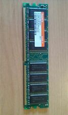 Hynix 512Mb PC3200U-30330 DDR 400Mhz CL3 Double-Sided For Desktop PCs