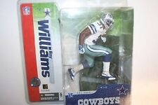 Roy Williams Dallas Cowboys NFL McFarlane action figure NIB NIP new in package