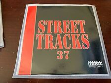 STREET TRACKS 37 CD 2 PAC BIZZY BONE MASTER P RAS KASS FULL BLODDED ICE CUBE