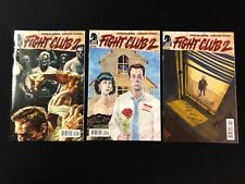 Fight Club 2 # 1,2,3 - Dark Horse Comics