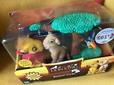 Lion King Plush Kissin Cubs Hasbro Playset