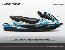 IPD Jet Ski Graphic Kit for Kawasaki 15F & STX (JS Design)