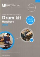LCM DRUM KIT HANDBOOK Grades 1 & 2 Book & CD*
