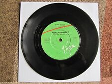 "MIKE OLDFIELD - BLUE PETER - 7"" 45 rpm vinyl record"