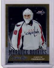 SIMEON VARLAMOV 08/09 OPC O-Pee-Chee Update SP Rookie METAL #800 Avalanche RC