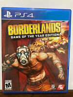 Borderlands: Game of The Year Edition - PlayStation 4 2019