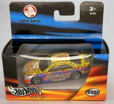 Hot Wheels Holden VT Commodore SS Yellow w/Leopard Sports Boxed Promo
