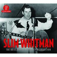 Whitman Slim - Absolutely Essential 3cd Colle NEW CD