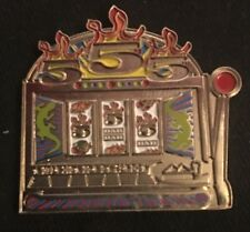 Phish-555 Slot Machine Pin Limited Edition Sold Out