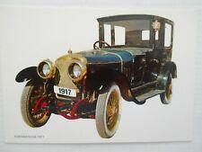 HISPANO SUIZA MOTOR CAR - 1917