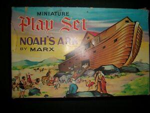 MARX MINIATURES PLAYSET 30MM NOAH'S ARK