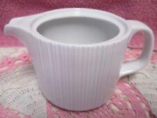 Rosenthal Variation White Teapot Germany Tapio Wirkkala Design Studio-Linie Vtg