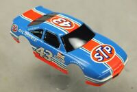 HO Slot Car Body - Tyco 440x2  Wide-Pan Body - STP NASCAR Petty Grand Prix