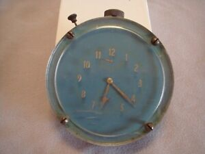 HAMILTON MODEL 22 21 JEWEL 6 POS U.S. NAVY-BU 1943 SHIPS CHRONOMETER 2F27254