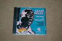 BLUES CD LEADBELLY Party Songs & Sings and Plays - 22 Tracks