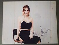 """RILEY KEOUGH Authentic Hand-Signed """"MAD MAX HOTTIE"""" 11x17 Photo (EXACT PROOF)"""