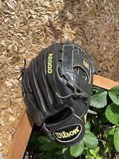 """Wilson A2000 12"""" RHT Glove Black"""