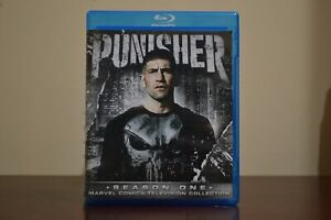 The Punisher Season 1 Blu-ray Set