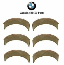BMW E46 M3 Z3 M Coupe Roadster Rod Bearing Set of 6 Standard Red Shell Genuine