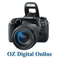 NEW Canon EOS 77D 18-135 Nano Lens Kits +64GB 24.2MP Full HD DSLR Camera 1 YrWty
