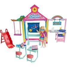 Barbie Family Chelsea School Playset ACC