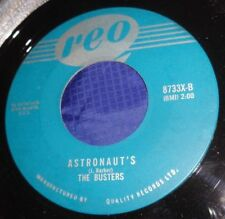 MB985 The Busters Astronaut's / Bust Out 45 RPM Record