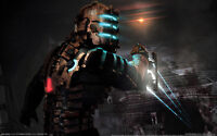 "Dead Space DS 3 Game Wall Poster 21/""x13/""  D13"