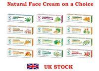 Natural Face Cream 40ml on Choice Nourishing Moisturiser Anti-Age Acne Oily Skin