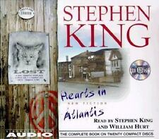 Hearts In Atlantis by King, Stephen audio book