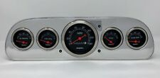 1960 1961 1962 1963 Ford Falcon Gauge Dash Cluster Black