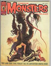 Famous Monsters #116 May 1975 VG The Land the Time Forgot