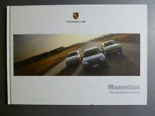 "2006 Porsche Cayenne ""Momentum"" Hardbound Showroom Sales Brochure RARE!! Awesome"