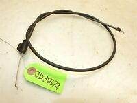 John Deere 335 345 325 Tractor Choke Control Cable