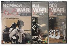 Korean War, The : 60th Anniversary Edition (3Disk) DVD NEW