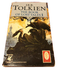 J.R.R.TOLKIEN The Book Of Lost Tales vol #1 Christopher(ed)LORD/RINGS Paperback