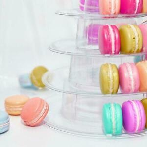 6/10 Floors New Macaron Stand Cake Display Holder Cake Festival Tray Shelf M8G9
