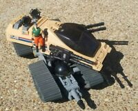 Original 1989 GI JOE RAIDER with HOT SEAT Complete vehicle ARAH