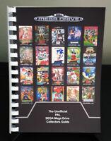 100% Unofficial SEGA Mega Drive (PAL Region) Collectors Guide Book