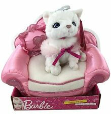 Barbie Fashion Pet Blissa Kitten with Bed and Pillow
