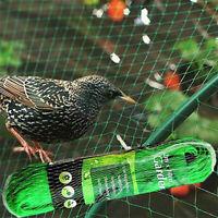 Anti Bird Netting Garden Fruit Cage Crop Veg Pond Protection Mesh 2 X 10M