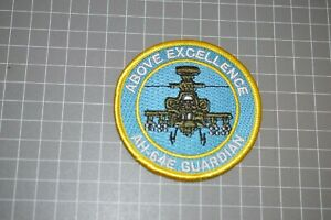 """Boeing AH-64E Guardian""""Above Excellence"""" Patch (B17-7)"""