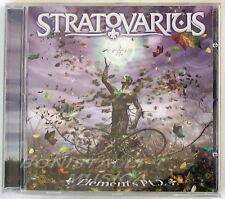 STRATOVARIUS - ELEMENTS Pt.2 - CD Nuovo Unplayed
