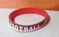 Deutschland 2012 Football Soccer Silicone Wristband Bracelet (horizontal stripe)