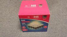 NEW ASDA 10 Pack GU10 LED 5W Dimmable Bulbs 3000K