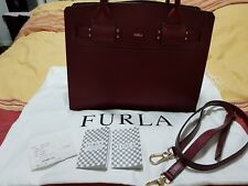 FURLA LUCKY satchel M - handbag cross body bag