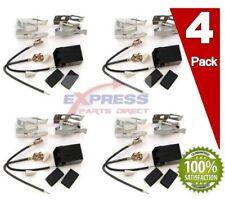 4 Pack 330031 5303935058 814399 WB17X5091 Range Burner Receptacle Kit AP3075808